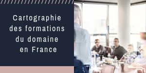 cartographie des formations du domaine en France